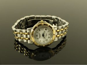 Raymond Weil-model: tango bicolor dames horloge.