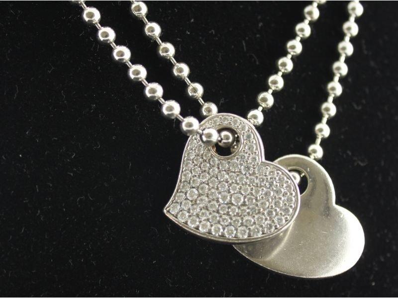 Zilveren Tisento collier(s)